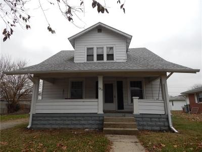 Henry County Single Family Home For Sale: 926 South 21st Street