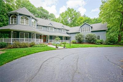 Zionsville Single Family Home For Sale: 6457 Mayfield Lane