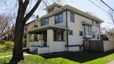 Single Family Home For Sale: 6060 Carrollton Avenue