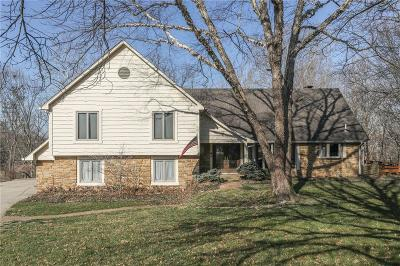 Greenwood Single Family Home For Sale: 968 Briarwood Drive