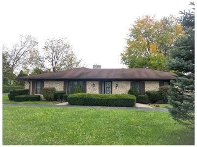 Carmel, Westfield Single Family Home For Sale: 10837 Thunderbird Drive