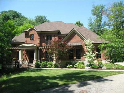 Martinsville Single Family Home For Sale: 1819 East York Court