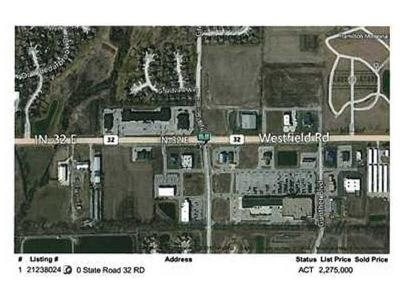 Westfield Commercial Lots & Land For Sale: 3091 State Road 32