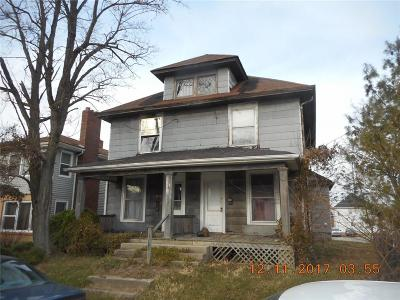 Henry County Multi Family Home For Sale: 1114 Church Street