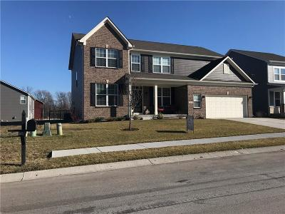 Avon Single Family Home For Sale: 281 Dovetree Drive