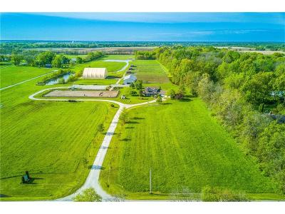 Noblesville Commercial Lots & Land For Sale: 12121 East 191st Street