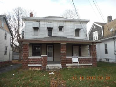 Henry County Multi Family Home For Sale: 417 South 12th Street