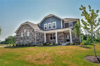 Fishers Single Family Home For Sale: 13239 Gilmour Drive