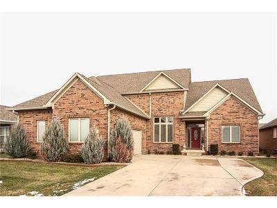 Greenwood Single Family Home For Sale: 4229 Raintree Boulevard
