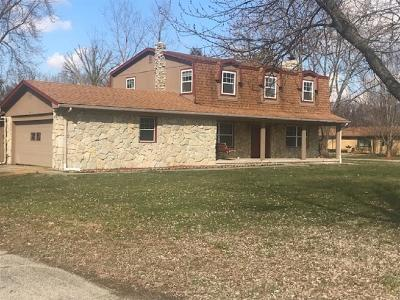 Shelbyville Single Family Home For Sale: 2785 North Riley Highway
