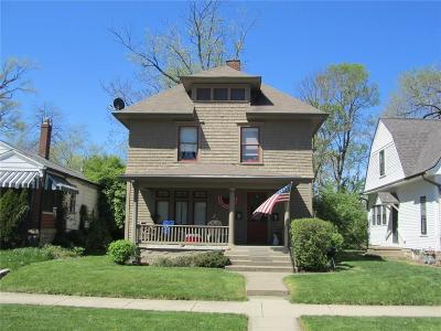Indianapolis IN Multi Family Home For Sale: $114,900