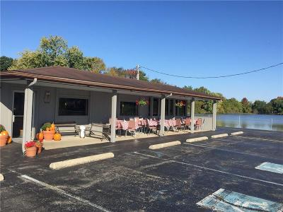 Wayne County Commercial For Sale: 1219 National Road