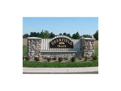 Delaware County Residential Lots & Land For Sale: 12550 West Deerfield Trace