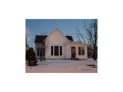 Elwood IN Single Family Home For Sale: $79,900