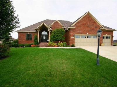 Fishers Single Family Home For Sale: 14324 Hearthwood Drive