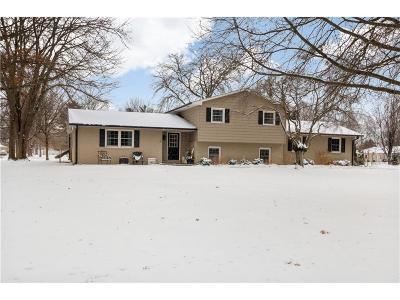 Hamilton County Single Family Home For Sale: 10655 East 98th Street