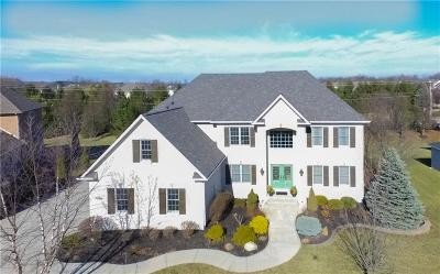 Fishers Single Family Home For Sale: 14502 Copper Ridge Drive