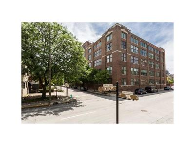 Indianapolis Condo/Townhouse For Sale: 430 North Park Avenue #512