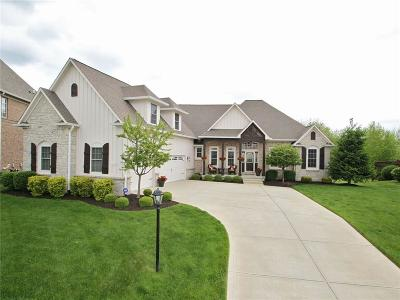 Noblesville Single Family Home For Sale: 16988 Timbers Edge Drive