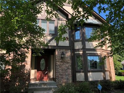 Indianapolis Single Family Home For Sale: 8681 Promontory Road
