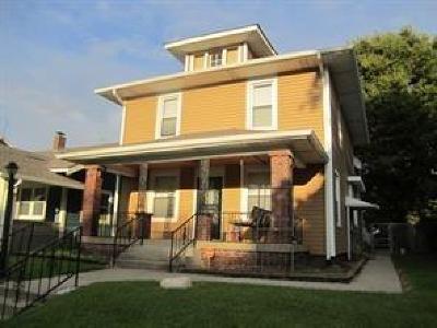 Single Family Home For Sale: 4229 North Carrollton Avenue