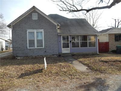 Decatur County Single Family Home For Sale: 714 North West Street N