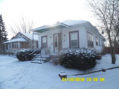 Delaware County Single Family Home For Sale: 511 East Kohlmetz Street