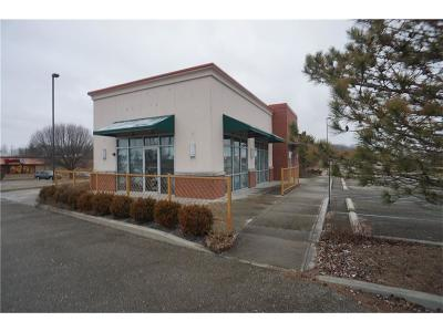 Franklin County Commercial For Sale: 14 Alpine Drive