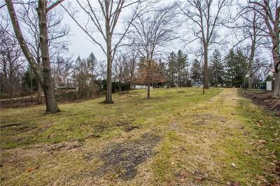 indianapolis Residential Lots & Land For Sale: 550 Forest Boulevard