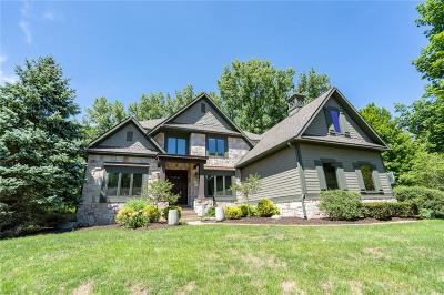 Single Family Home For Sale: 6303 Oxbow Way