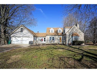 Single Family Home For Sale: 6702 East 96th Street