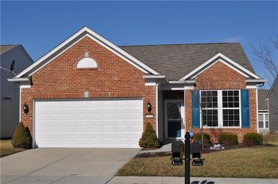 Fishers Single Family Home For Sale: 15958 Lambrusco Way