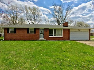 Henry County Single Family Home For Sale: 1001 White Drive