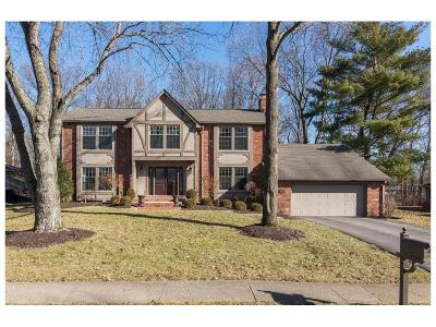 Single Family Home For Sale: 7229 Dover Court