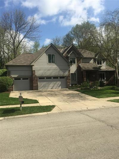 Indianapolis Single Family Home For Sale: 1106 East 82nd Street