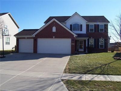 Plainfield Single Family Home For Sale: 5517 Jutland Drive