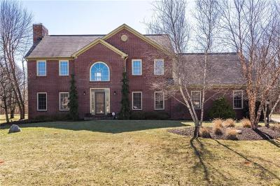 Brownsburg Single Family Home For Sale: 10571 Traders Pass
