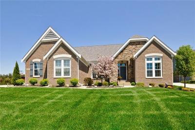 Carmel Single Family Home For Sale: 3874 Pelham Road