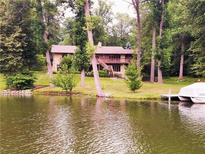 Martinsville Single Family Home For Sale: 1971 East Warwick Road