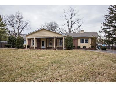 Indianapolis Single Family Home For Sale: 4820 Lincoln Road