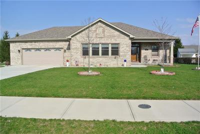 Anderson Single Family Home For Sale: 6604 Bluegrass Drive