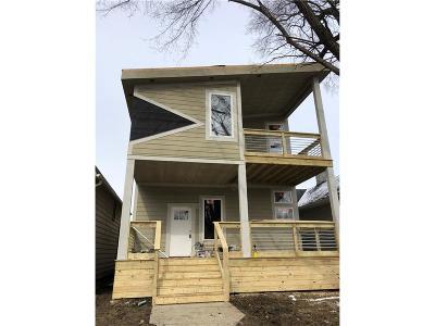 Single Family Home For Sale: 1306 Fletcher Avenue