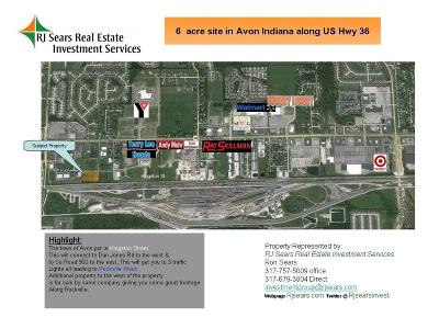 Avon Commercial Lots & Land For Sale: Kingston 00 Road