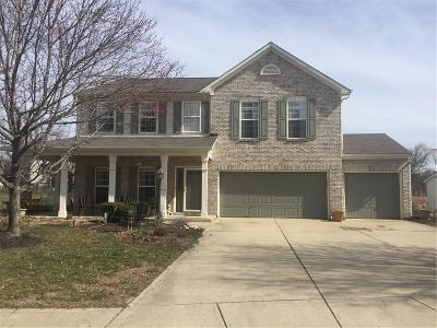 Noblesville Single Family Home For Sale: 20506 Country Lake Boulevard