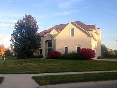 Mc Cordsville Single Family Home For Sale: 10052 Wild Turkey Row