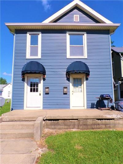 Madison County Multi Family Home For Sale: 1314 Central Avenue