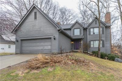 Fishers Single Family Home For Sale: 9805 Covington Boulevard