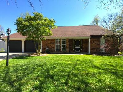 Henry County Single Family Home For Sale: 1303 Woodbrooke Drive