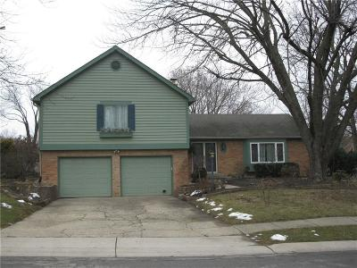 Noblesville Single Family Home For Sale: 5920 Buttonwood Drive