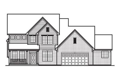 Fairland Single Family Home For Sale: Lot 21 Coyote Chase